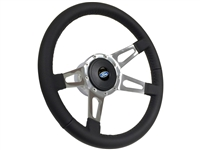 Ford S9 Steering Wheel 4 Spoke Slots Kit