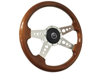 S9 Mercury Cougar Walnut Steering Wheel Kit