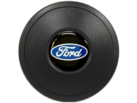 Volante S9 Horn Button with Ford Blue Oval Emblem