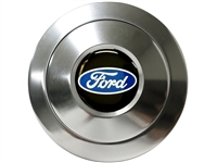 S9 Premium Horn Button with Ford Blue Oval Emblem