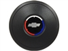 S9 Horn Button with Chevy Bow Tri-Color Tie Emblem