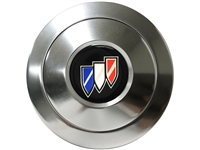 S9 Premium Horn Button with Buick Tri-Shield Emblem