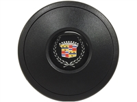 S9 Horn Button with Cadillac Crest & Wreath Emblem