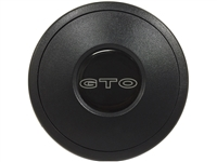 Pontiac GTO Outline Emblem, S9 Pressure Fit Horn Button