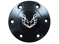 Volante S6 Etched Black 1970-81 Firebird Horn Button