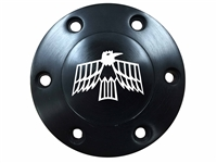 Volante S6 Etched Black 1967-69 Firebird Horn Button