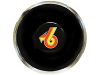 Buick , Grand National , Regal , Deluxe , Horn Button , 6 Bolt , GM , Volante , Auto Pro USA , 1973 , 1974 , 1975 , 1976 , 1977 , 1978 , 1979 , 1980 , 1981 , 1982 , 1983, 1984 , 1985 , 1986 , 1987 , 1988 , 1989 ,