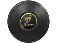Auto Pro USA , Volante , Ford , Bronco , Deluxe , Chrome , Brushed , Black , Horn Button , 9 Bolt , volante  , 3d , foil , emblem , gold ,