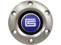Auto Pro USA , Volante , CS Shelby , Ford , Mustang , Brushed , Horn Button , 6 Bolt , 3d , foil , emblem