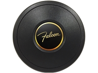 Auto Pro USA , Volante , Ford , Falcon , Deluxe , Chrome , Brushed , Black , Horn Button , 9 Bolt , volante  , 3d , foil , emblem , gold , after market , S9 ,