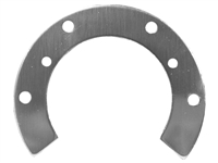 S6 Silver Step Series Steering Wheel Filler Plate