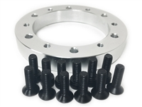 S6 Silver Rotator Spacer Plate