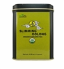 organic slimming oolong tea tins