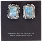 Larimar Earrings 062