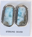 Larimar Earrings 064