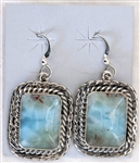 Larimar Earrings 069