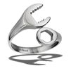 Stainless Steel Wrench Ring