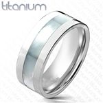 Titanium Mother of Pearl