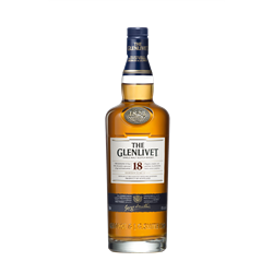 Glenlivet 18 Years Single Malt Scotch Whisky 750ml