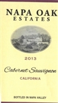Napa Oak Estates 2013 California Cabernet Sauvignon