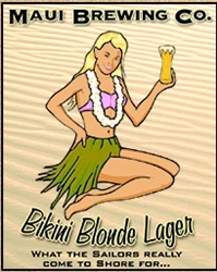 Maui Brewing Co. Bikini Blonde Lager