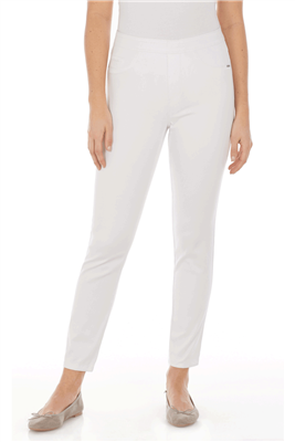 FDj Pull-on pant colour White style #273906N 28 inch inseam