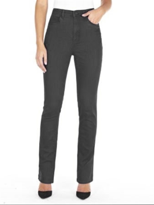 French Dressing Jeans Peggy Straight Leg – Colour Black 6627250 Regular Sizes: 4-18