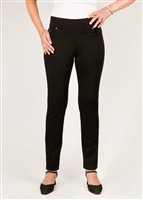 (FDJ) Pull-On Slim Jegging - Colour [Black] - Style#:229806N