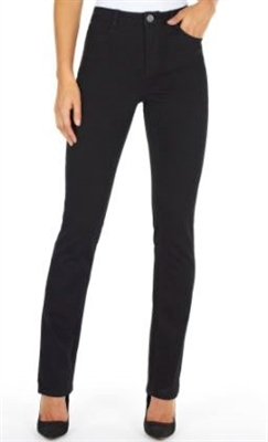 French Dressing Jeans Olivia – Colour Black 2371250 Regular Sizes: 0-18