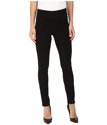 (FDJ) Love Jean Colour Black - Pull On Jegging Style # 2416214