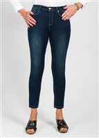 FDJ (French Dressing Jean) Olivia Ankle Pant 29inch InSeam Petite Style # 2519601 Colour Indigo Sold Out
