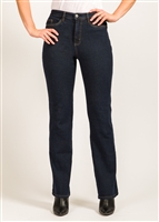 (FDJ) French Dressing Jeans Peggy 5 POCKET Straight   #  ( 651002 ) Or new Style # (6886002) Colour Dark Tint Rinse (always in stock)