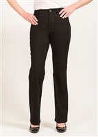(FDJ) Peggy 5 POCKET STRAIGHT LEG- Style #  622402G -OR the new 6627250  Colour:  Black