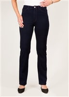 (FDJ) Love Jean Suzanne Straight Leg - Colour [Indigo] - Style#:6439214 (ALWAYS IN STOCK)