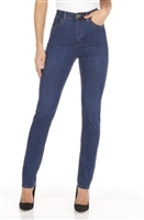 French Dressing Jeans Suzanne Slim Leg – Available in Colour Delight 6473250 Regular Sizes: 4-18