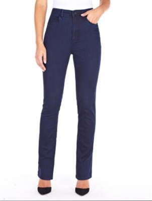 French Dressing Jeans Peggy Straight Leg – Colour Pleasant 6627250 Regular Sizes: 4-18