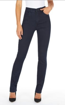 c06295aece3 French Dressing Jeans Suzanne Slim Leg – Available in Colour Pleasant  8473250 Petite Sizes