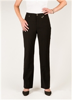 Simon Chang Straight Leg  Pants for Women (Style # 3-5302), From Lorenzaonline