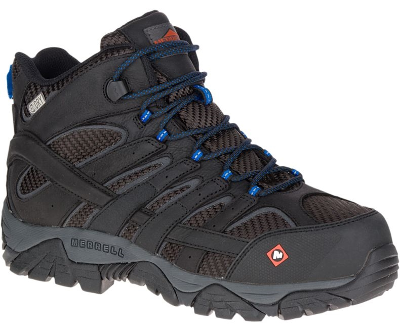 2d511096ed Merrell Moab 2 Comp Safety Toe Work Boot