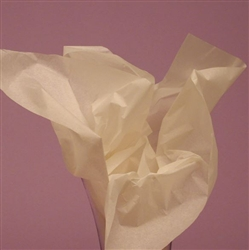 FRENCH VANILLA WRAPPING TISSUE PAPER (480pcs)