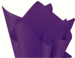 PURPLE WRAPPING TISSUE PAPER (480pcs)