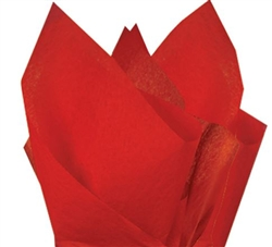 SCARLET WRAPPING TISSUE PAPER (480pcs)