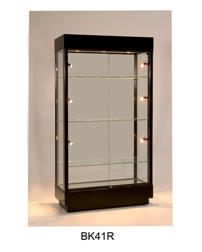 Relatively Handcrafted Museum Wall Display Case RA19