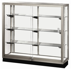 Aisle Display Case - Front Opening