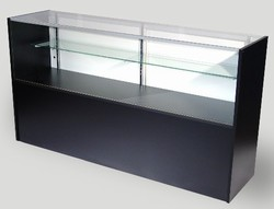 Half vision Display case