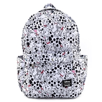 Buy a Loungefly X Disney 101 Dalmatians AOP Nylon Backpack at boodee.net and get priority mail shipping free. Our Disney loungefly backpacks will make any child happy and organized throughout the school year.