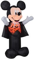 Get Your Airblown Mickey As Vampire - Sm Now at boodee.net. These air blown inflatables make the most amazing lawn decorations. You will surely be the talk of the town with your inflatable spread out across your lawn.  Free shipping on all inflatables.