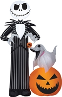 Buy Airblown Jack Skeleton - Sm Halloween Inflatables at boodee.net. Enjoy free shipping so be sure to grab a few. Get your holiday decorations with free shipping courtesy of boodee.net. Shop all our inflatables today. You will be glad you did.
