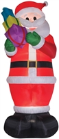 16' Airblown Colossal Santa with Gifts Inflatable