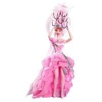 I love Lucy Barbie Gets In Pictures Pink Label Doll
